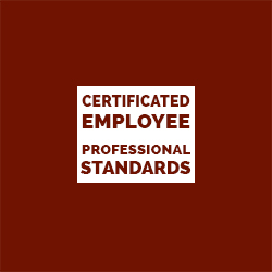 Certificated Employee Professional Standards